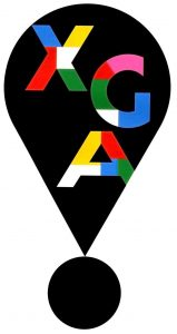 IBM XGA technology logo, Paul Rand