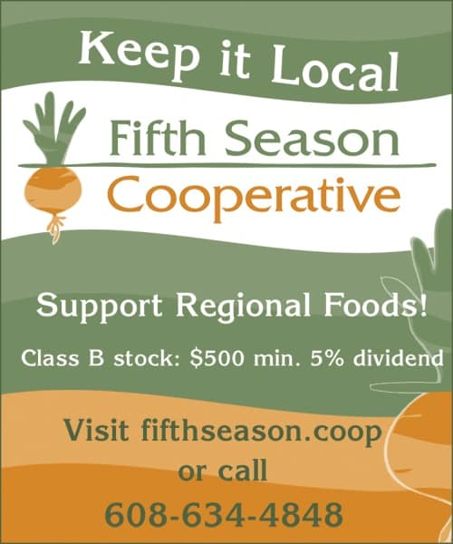 Food Cooperative Magazine Ad